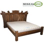 Мебель для спальни,  Кровать под старину