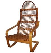 Мебель из лозы,  Кресло-качалка Амортизатор