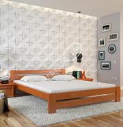 Недорогие кровати,  Кровать Хай-тек