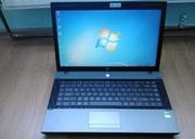 Игровой  ноутбук HP 625 (батарея  2 часа)