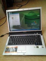 Быстрый, качественный ноутбук  Samsung X11.