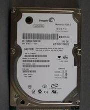 Жесткий диск IDE 100ГБ