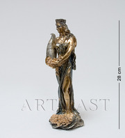 Статуэтка Фортуна - богиня удачи и богатства.