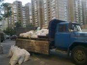Качественный и профессиональный вывоз мусора!