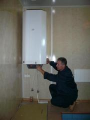 Установка и подключение водонагревателей (бойлера)