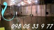 Аренда зала 150м2 «Pole dance»  Киев Выдубычи,  Дружбы Народов,  Печерск