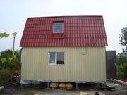 Дачные домики для дачи из профнастила купить недорого