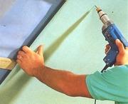 Монтаж гипсокартона и ремонт квартир
