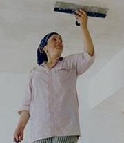 Услуги маляра-штукатура в Киеве