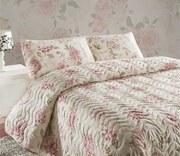 Купить покрывало на двуспальную кровать,  Eponj Home Care розовое 200*