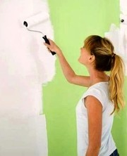 Беспесчанка,  покраска стен в Киеве
