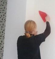 Оклейка обоями Малярные работы Киев