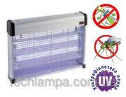 Уничтожители насекомых и лампы к уничтожителям