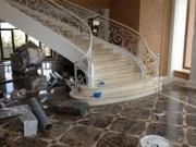 Мраморные лестницы Киев