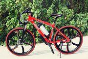 Электрический велосипед Ferrari Electrobike RD
