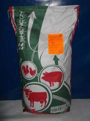 БМВД кормовые добавки для всех выдов животных (свиней,  коров,  птиц,  коней,  овец,  коз,  рыб,  кролей). Белково витаминно- минеральные добавки