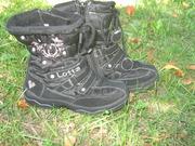Термо ботинки Lotta 27 p. 18 см.