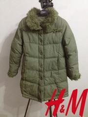 Продам пальто H&M на 4-5 лет (рост 110 см.)