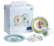 Посуда для ребенка Villeroy & Boch коллекция Chewy around the world