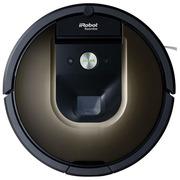 Убрать дом быстро робот-уборщик пылесос  iRobot Roomba 980