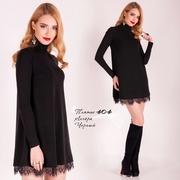 Черное платье. Ангора