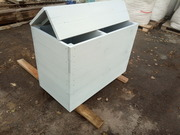 Ящик деревянный. Тара/контейнер