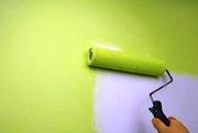 Покраска потолка стен в Киеве