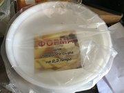 Форма для твёрдого сыра с поршнем на 2, 3 кг