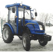 Мини-трактор Dongfeng-244C (Донгфенг-244К) с обновленной кабиной