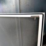 Установка москитных Сеток на Алюминиевые Окна