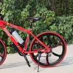 Электровелосипед Ferrari Electric Rear Drive