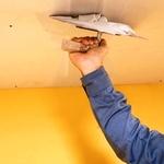Шпаклевка потолка стен Малярные работы