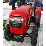 Мини-трактор Xingtai-224 (Синтай-224) 3-х цил. с усилителем