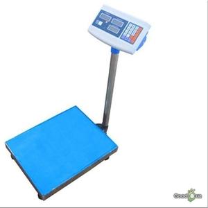 Купить электронные товарные складские весы на 150 кг.