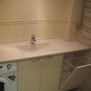 Мебель для ванной комнаті под заказ