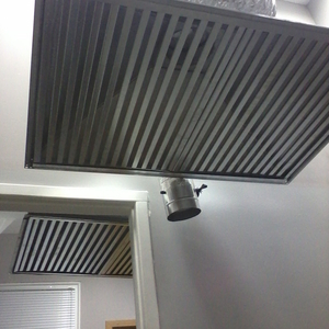 Вентиляція на виробництво . Промислові системи вентиляції. Фото ціна.