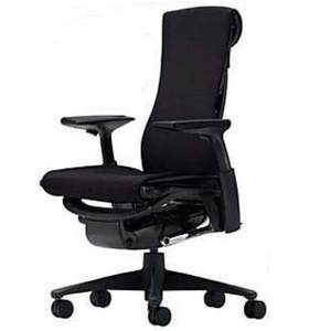Herman Miller Embody,  Black Rhythm офисное кресло