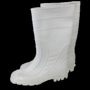 Сапоги резиновые белые от 84.80 грн