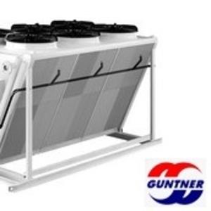 Сухие градирни (драйкулеры),  воздушные конденсаторы,  воздухоохладители