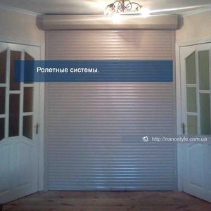 Защитные ролеты,  роллеты защитные киев,  защитные роллеты на окна