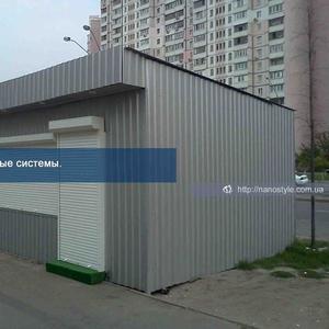 Изготовление,  установка ролет Киев