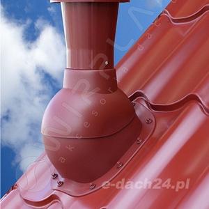 Вентиляционный выход для  металлочерепицы