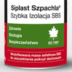 Битумно-каучуковая мастика Icopal Siplast Spachla SBS