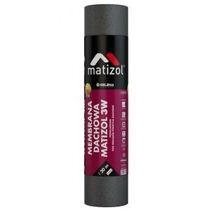 Подкладочный ковер Matizol 3W под битумную черепицу