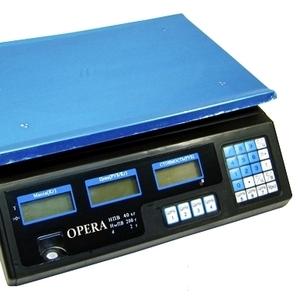 Продам электронные весы Opera на 40 кг.