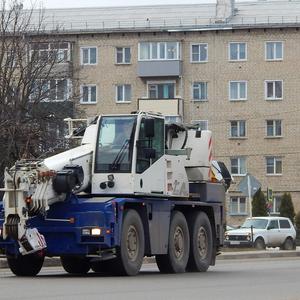 Аренда Автокрана TEREX-DEMAG AC 40 CITY