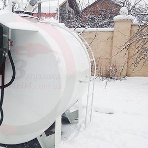 Мобильная АЗС для топлива