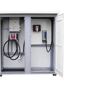 Контейнерная АЗС для всех видов топлива