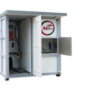Контейнерная АЗС для дизельного топлива,  бензина,  керосина
