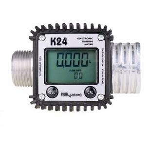 Электронный счетчик для ДТ,  производительность 7 - 120 л/мин